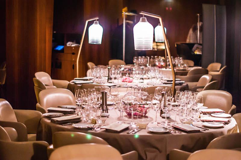 Un dîner au Porto au Mandarin Oriental à Paris