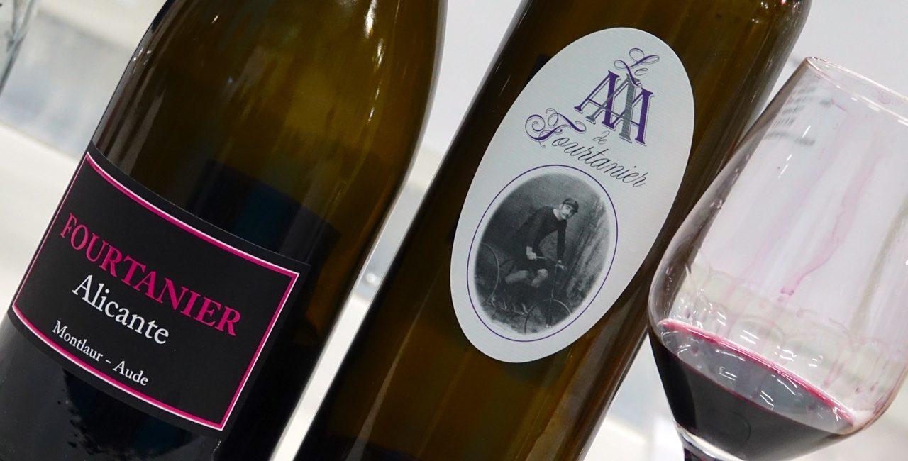 L'alicante, cépage oublié du Languedoc