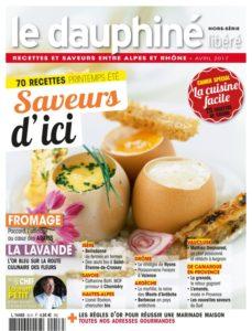 Un magazine culinaire du Dauphiné Libéré