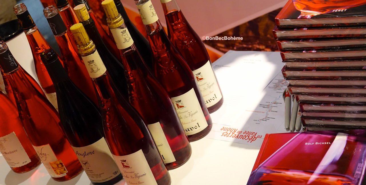 AOC Tavel une appellation de rosés