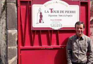 Pierre Dehors, AOC Côtes d'Auvergne
