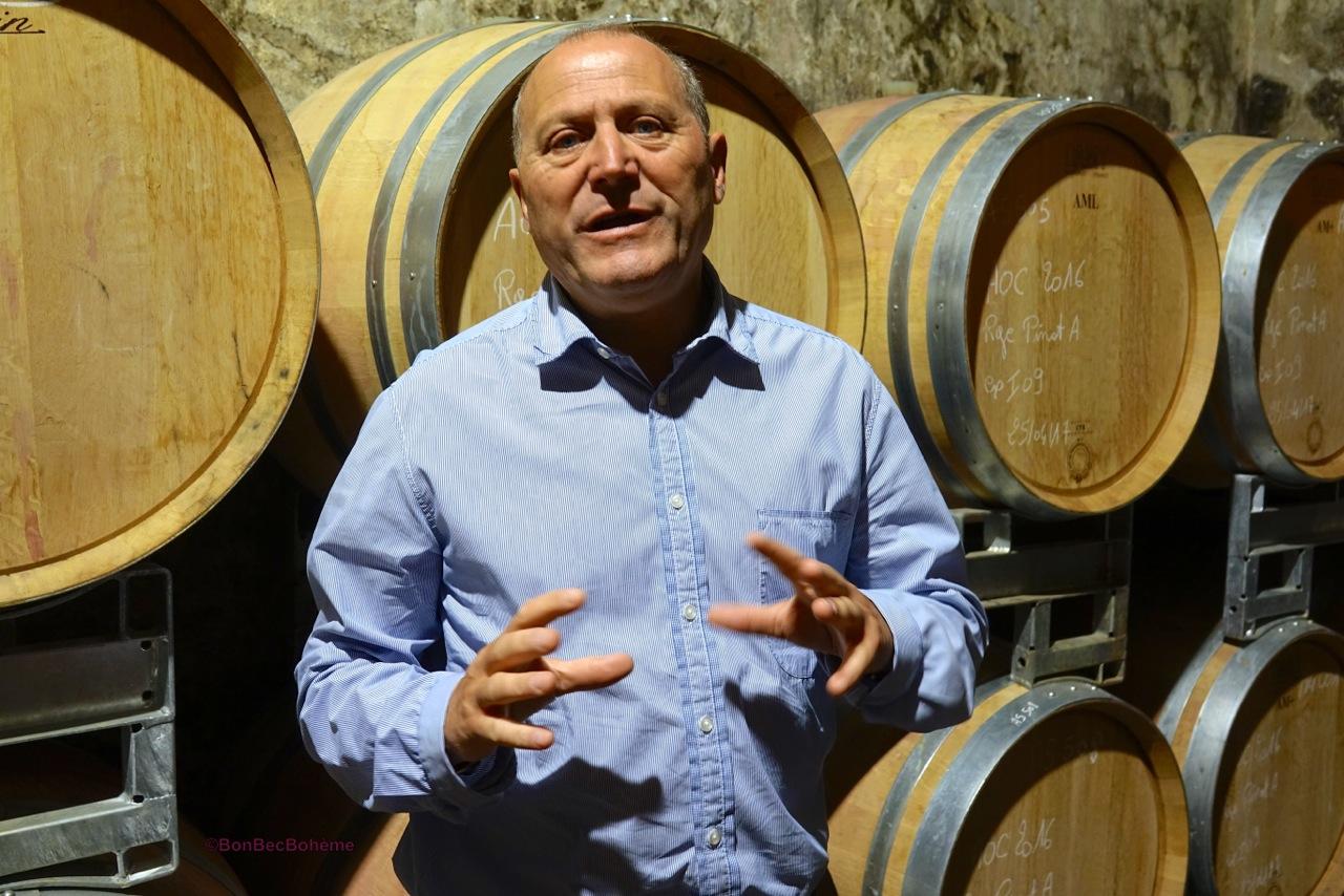 Pierre Desprat, côtes-d'Auvergne