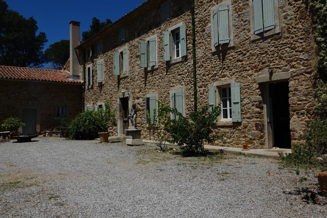 Château Saint-Estève en Corbières, dans l'Aude