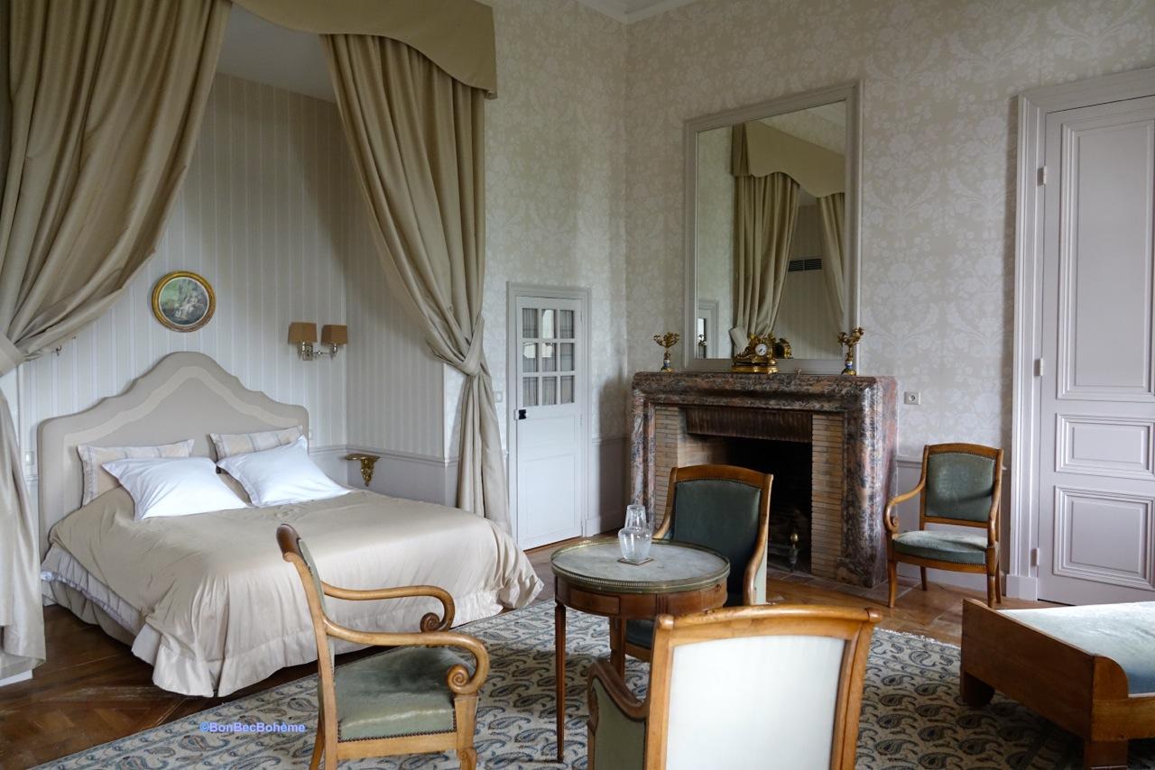 Les chambres d'hôtes de Château Pennautier