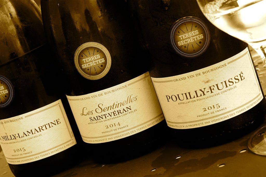 Les vins du maconnais