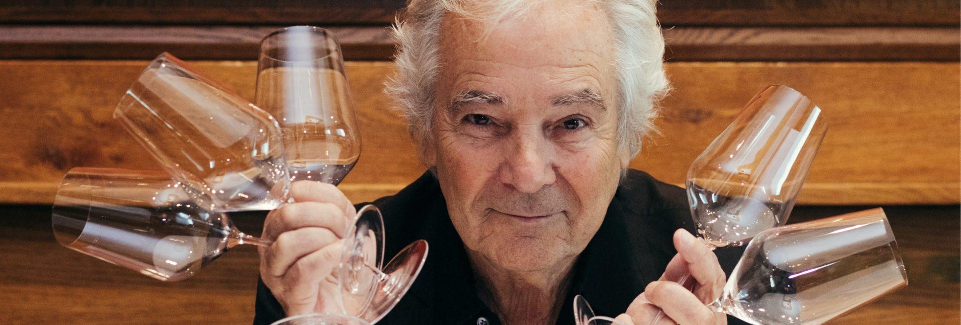 Pierre Arditi Vin Sommellerie Taillevent