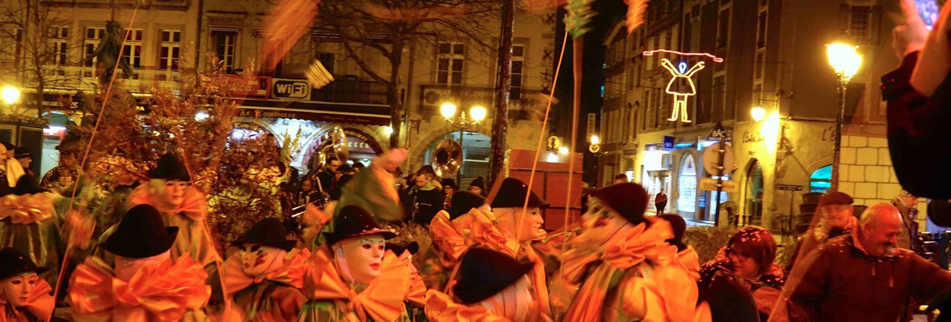 Le Carnaval de Limoux 2018
