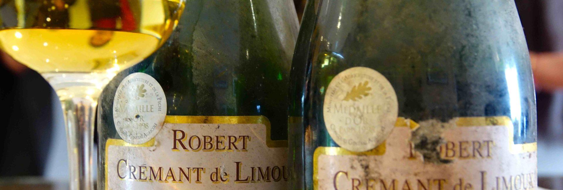 Vieux crémants de Limoux