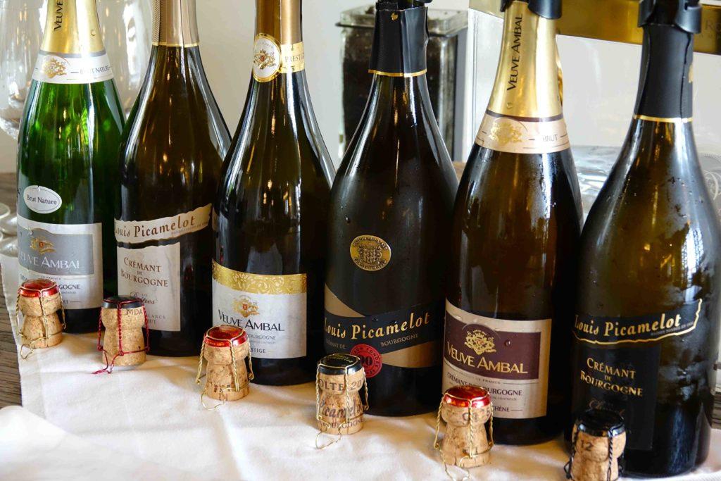 Les crémants de Bourgogne