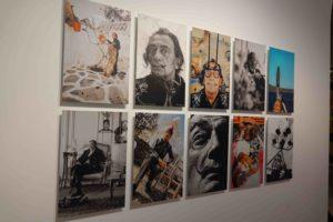 Portraits de Salvador Dali