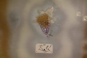 Dessin de Salvador Dali