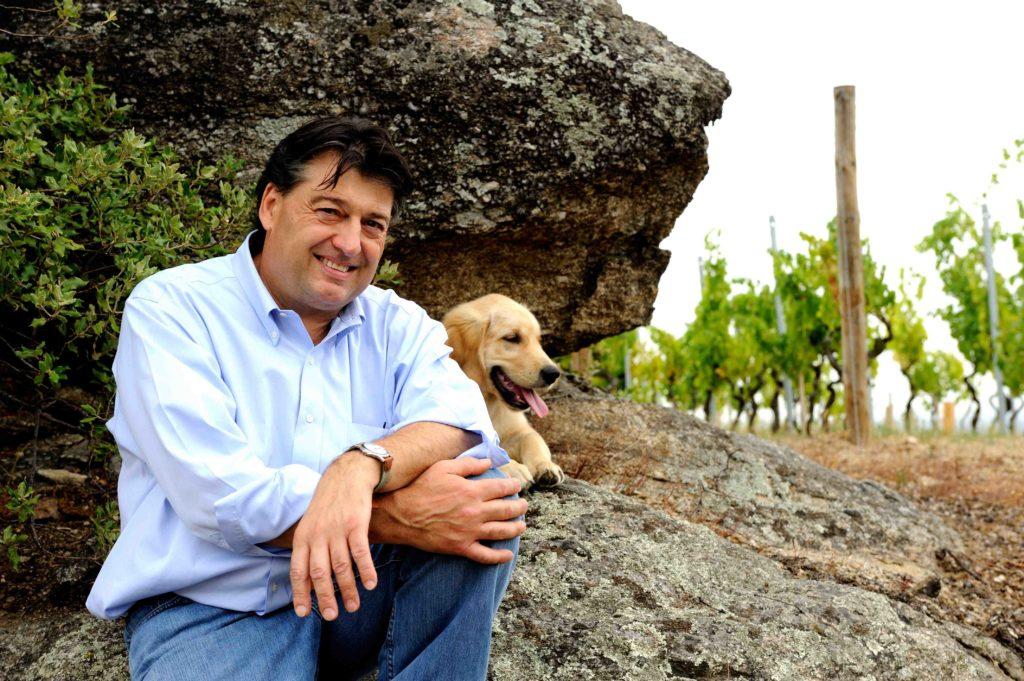 Jean-Luc COLOMBO, vigneron à Cornas