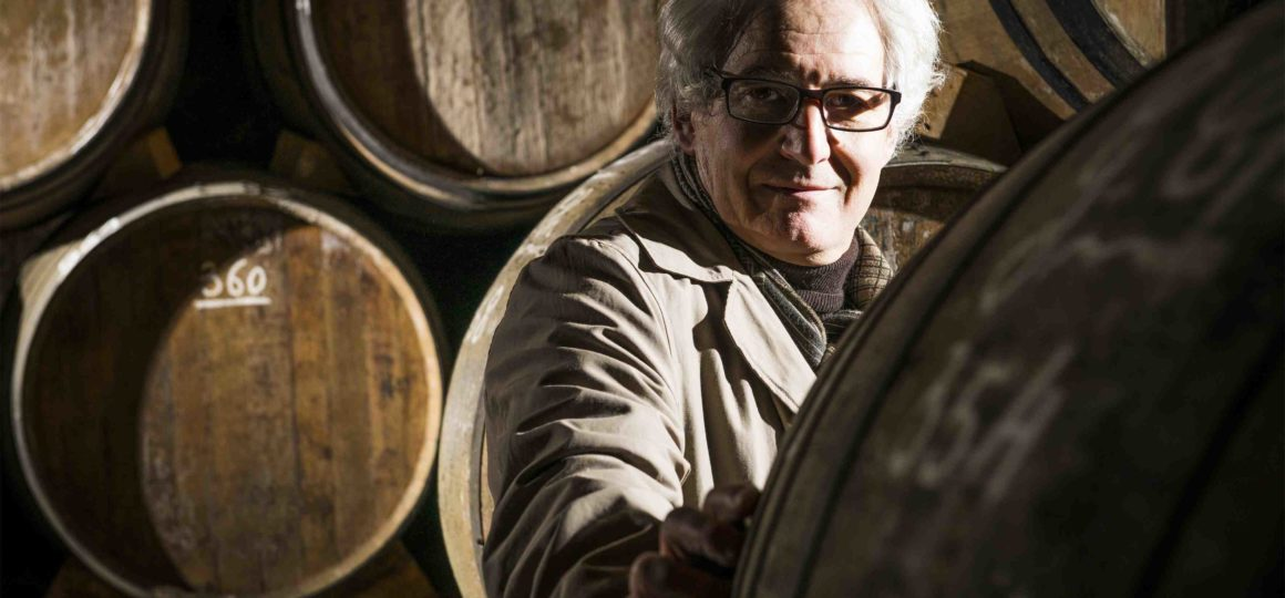 Dominique Touteau, l'éminence du Cognac