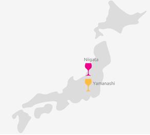 Le vin au Japon