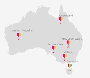 Le vin en Australie