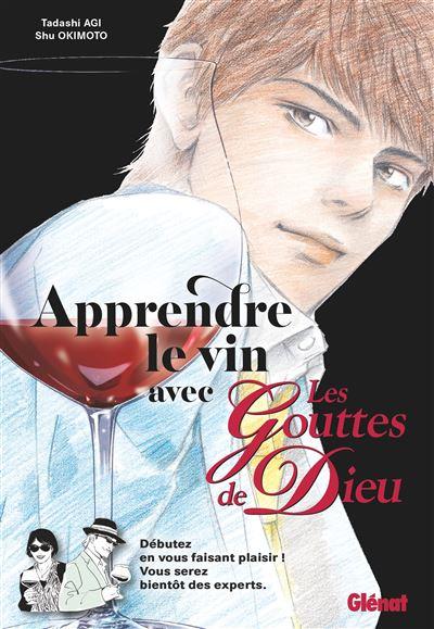 Apprendre le vin avec un manga
