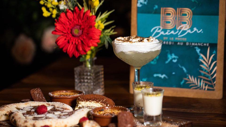 Le Baïa Bar by Le Prose