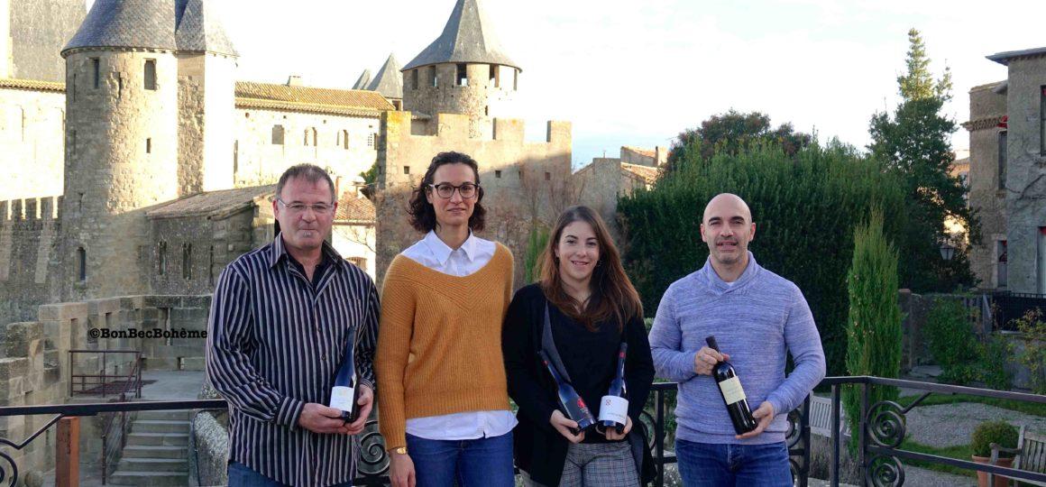 les vins Cabardès